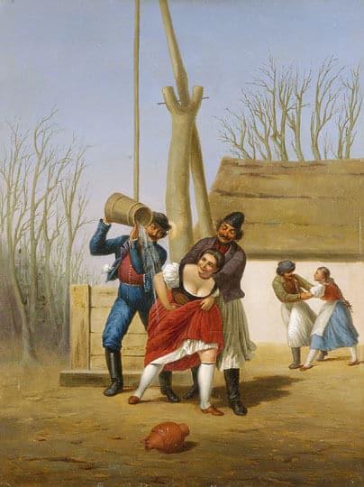 Húsvéti népszokás: Locsolás